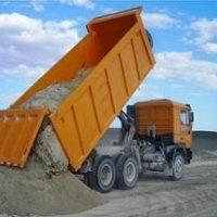 №8255 Песок, щебень различных фракций в Киеве и пригороде