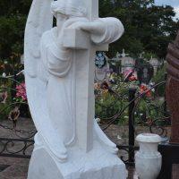 №9538 Скульптор. Памятники из мрамора, рельефы, портреты.