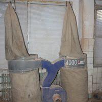 №10537 Пылеулавливающий агрегат Kami 4000 б/у