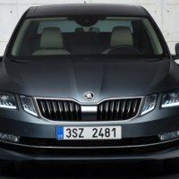 №13265 Обзор автомобиля Skoda Octavia