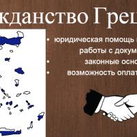 №13389 Гражданство Греции