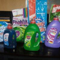 №13685 Європейські засоби для прання, прибирання та особистої гігієни
