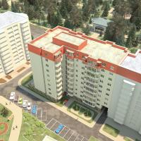 №13521 Новые квартиры 1-комнатные! Недорого)