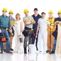 №14869 Строители всех профессий для работы в Киеве