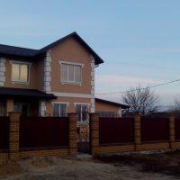 №15128 Новый дом 2016г постройки, газ, свет, скважина, 16 соток, от владельца