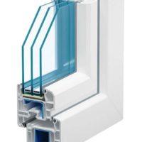 №16257 Пластиковые ПВХ окна Veka