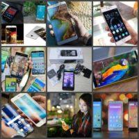 №15973 Новые модели сенсорных телефонов