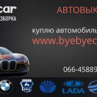 №16330 Автовыкуп byebyecar
