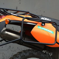 №16719 Мото багажники. Мотодуги. Защита радиатора и двигателя.