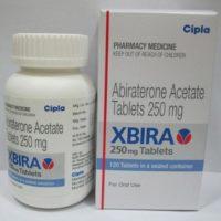 №16654 Xbira (аналог Зигита / Zytiga) для лечения рака предстательной железы.