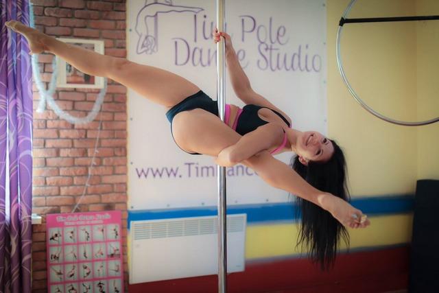 №16997 Pole Dance & Fitness Студия для взрослых и детей.
