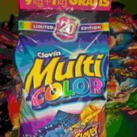 Стиральный порошок  Multicolor 10кг 140грн и еще еврохимия