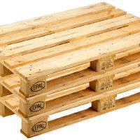 Европоддоны 1, 2, 3 сорт, поддоны деревянные 1200х800