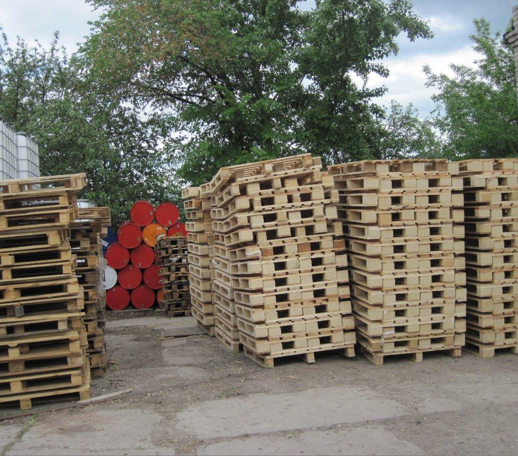 №16910 Поддоны б/у Харьков, европоддоны деревянные, пластиковые