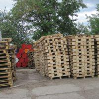 Поддоны б/у Харьков, европоддоны деревянные, пластиковые