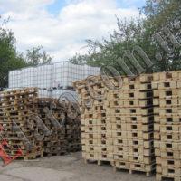 Европоддоны деревянные, пластиковые. Евротара Харьков