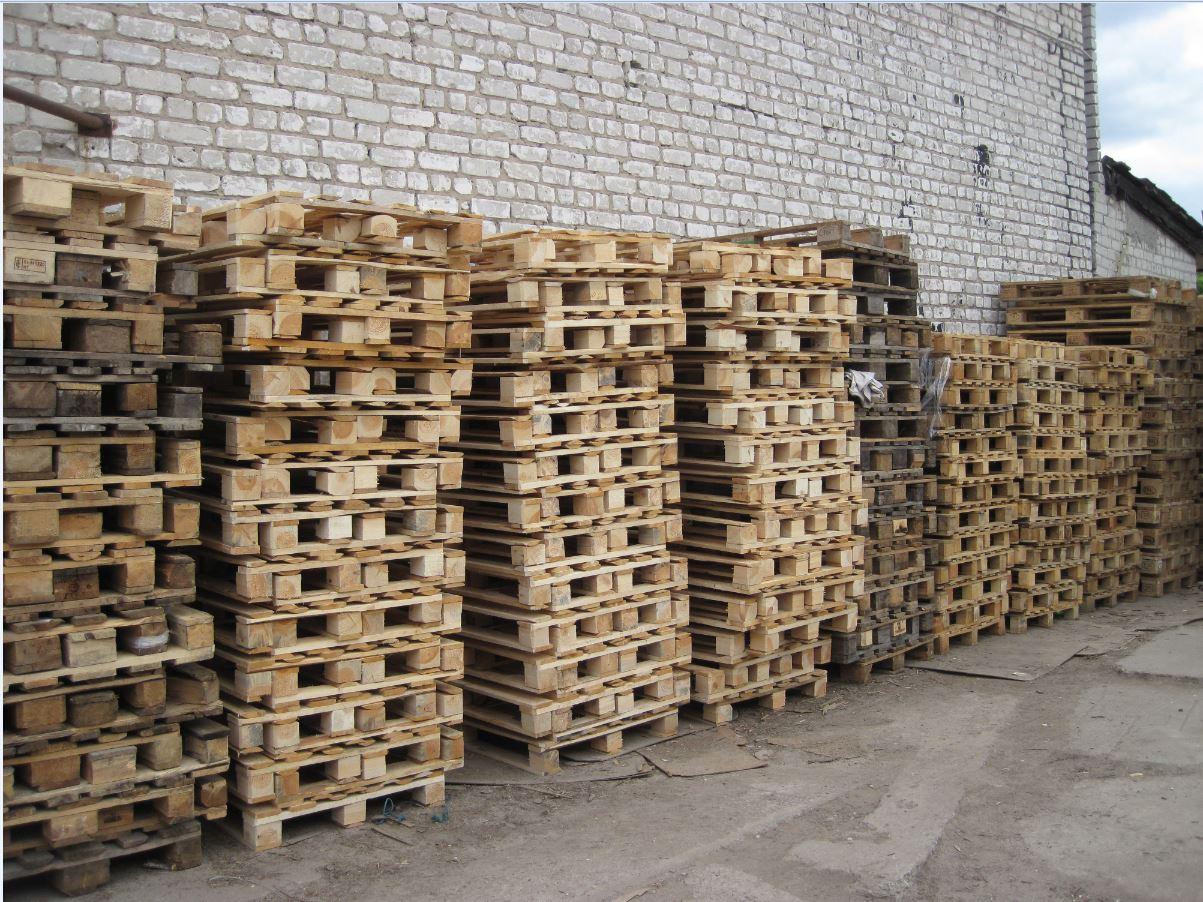 №17951 Европоддоны поддоны деревянные и пластиковые. Евротара Харьков