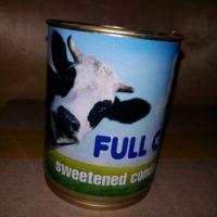 №18502 Сгущенное молоко 400г пр-во Южная Африка ЮАР.