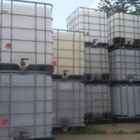 №18525 Еврокуб ( IBC-контейнер ) 1000 л, европоддоны, бочки. Евротара-Харьков.