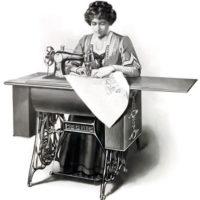 №18605 Работа для швей и вышивальщиц