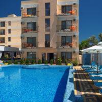 Гостиница «Гранд море» уютный отель на берегу Черного моря.