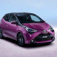 №20270 Обзор автомобиля Toyota Aygo 2018