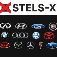 №20477 Производство и изготовление 2D (полиуретановые) и 3D (АБС пластик) наклеек для автомобилей и друугой техники (STELS-X)