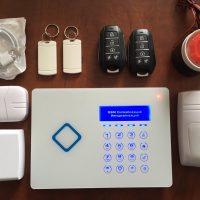 №20820 GSM сигнализация беспроводная BSE-66A Premium