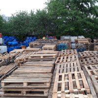 Поддоны нестандартные. Европоддоны деревянные, пластиковые.