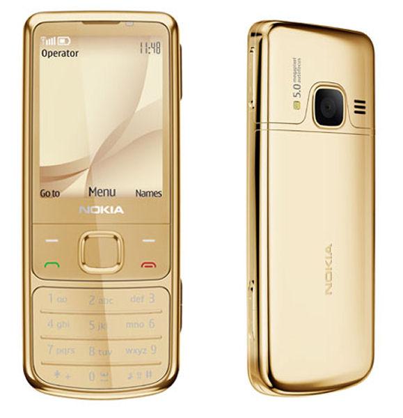 №206 Nokia 6700 VIP Gold