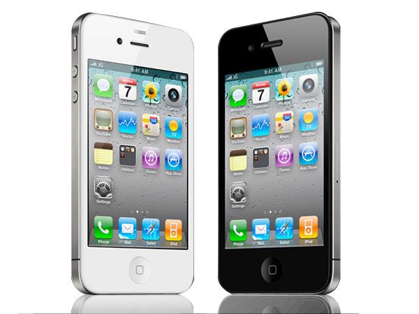 №212 Iphone 4G Black/White