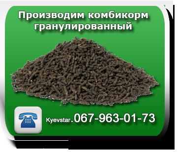 №557 Производство гранулированного комбикорма