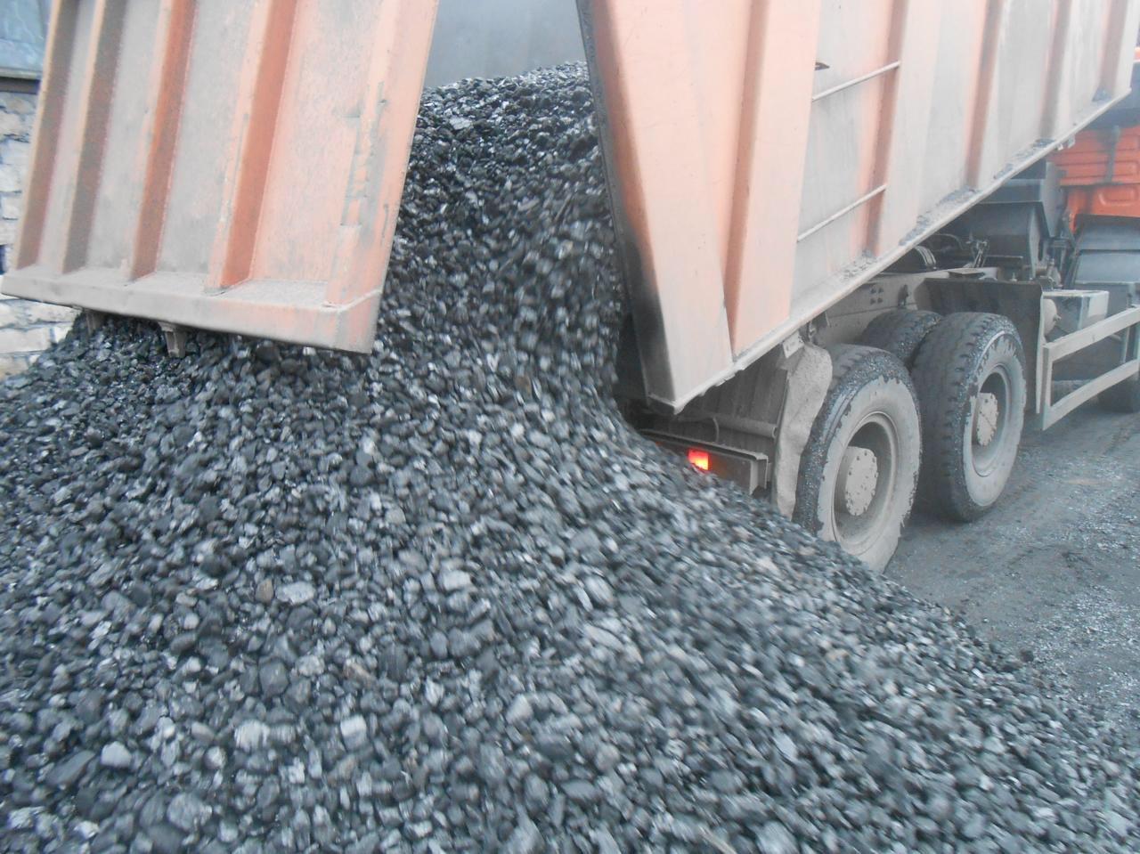 №2565 Продажа каменного угля. Опт. Вагонные поставки.