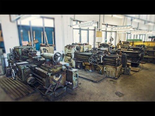 №2979 Токарно-фрезерные работы по металлу