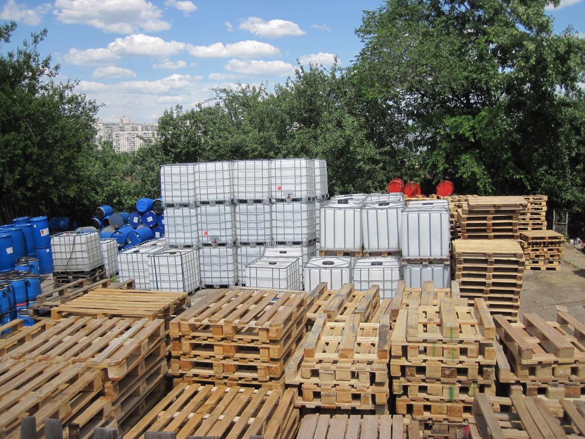 №2635 Европоддоны деревянные, пластиковые. Евротара-Харьков