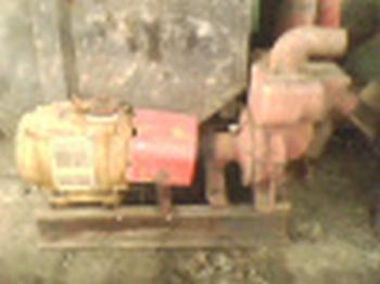 №4553 Насос С-245 Андижанец , для перекачивания загрязненной воды с твердыми включениями, высота самовсасывания до 6м. Производительность более 100м.куб\час.