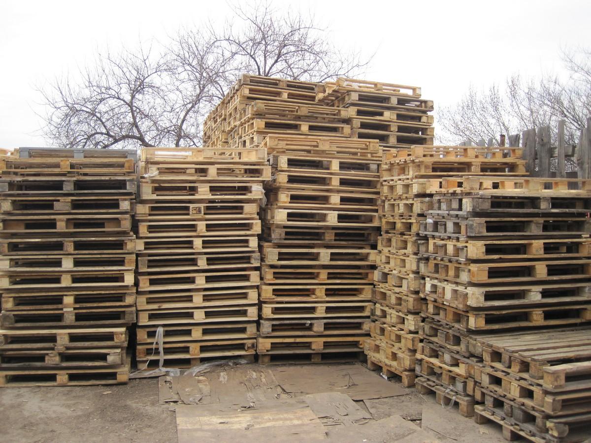 №4575 Европоддоны деревянные, пластиковые. Евротара-Харьков