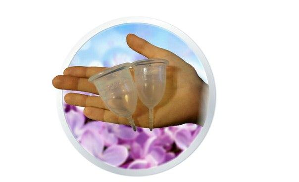 №4317 Рекомендовано гинекологами. Менструальная чаша (капа) – это новейшая разработка в области гигиены женщин.