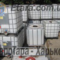 №7240 Еврокуб ( IBC-контейнер ) 1000 л, европоддоны, бочки. Евротара-Харьков.