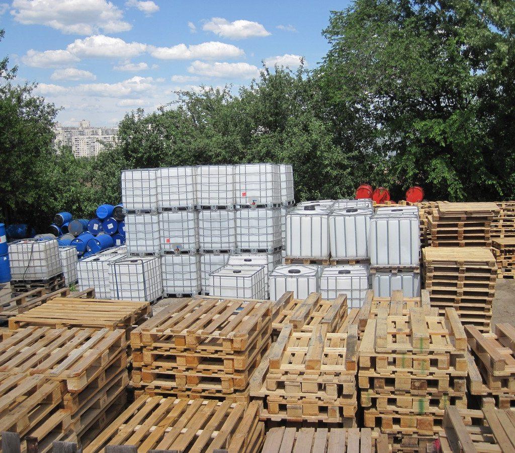 №7697 Европоддоны деревянные, пластиковые. Евротара-Харьков