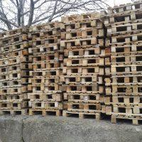 №8929 Европоддоны деревянные, пластиковые. Промтара