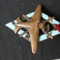 №8764 Знак пилота ввс ркка ссср 1938 год