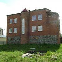 №9554 3-х этажный дом, Копылы (пригород Полтавы)