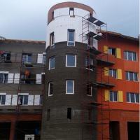 №10075 Работы по утеплению, термоизоляции фасадов. Любые фасадные работы.