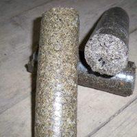 №10977 Топливные брикеты из лузги подсолнечника