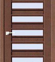 №10837 Межкомнатные двери из МДФ, ламинированные пленкой ПВХ