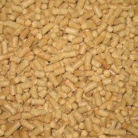 Топливные гранулы (пеллеты) 8мм от производителя
