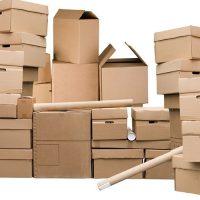 №12377 Гофротара, картонные коробки изготовление, цветная печать. Гофроупаковка с логотипом.