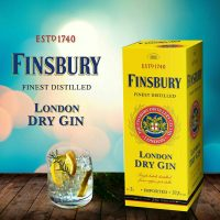 №12547 Джин Finsbury London Dry Gin