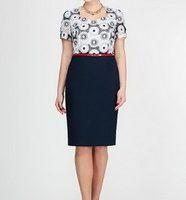 №13711 Белорусская и российская женская одежда